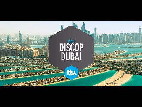Discop Dubai - Día 3