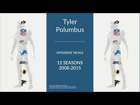 Tyler Polumbus: Football Offensive Tackle