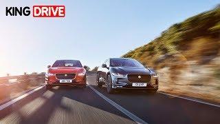За этим будущее. Новый Jaguar I-Pace.