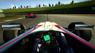 XBOX 360 Race PRO 6 Laps   BRNO Circuit   Formula Master   Gameplay brnoCP001