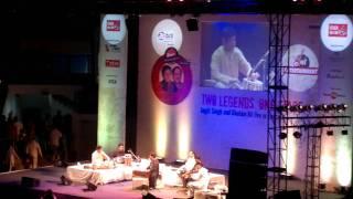 Chitthi Na Koi Sandesh - Jagjit Singh Live in Concert, 3rd Sep 2011 @ Talkatora Stadium