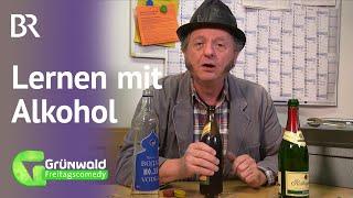 Fremdsprachen mit Alkohol