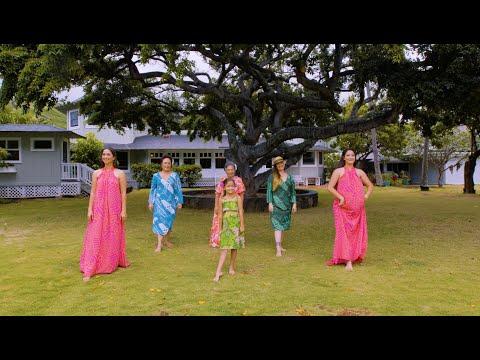 Lyric/Hula - Hawaiian Lullaby Ft Josh Tatofi