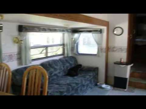 1996 Fleetwood Prowler 5th Wheel In Medicine Hat Ab Youtube