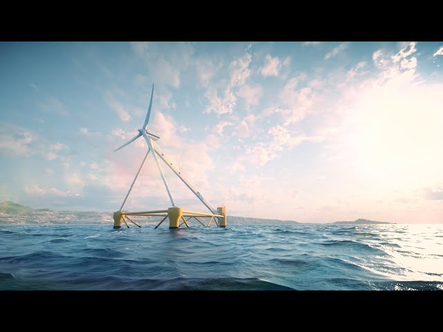 PivotBuoy Floating Wind Project