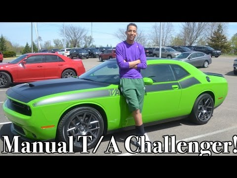 2017 Dodge Challenger TA Review !! From A Hellcat Owners Perspective....