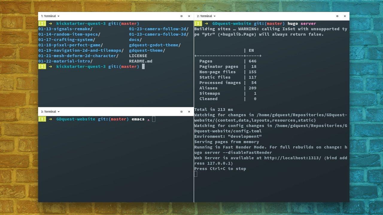 Tilix: a Lovely Terminal Emulator for Linux 🙂💻