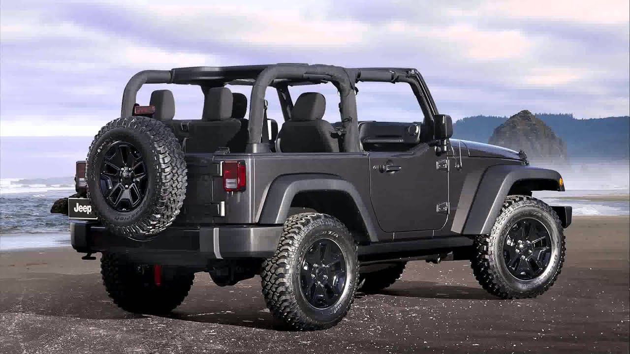 2015 model jeep wrangler willys wheeler edition youtube. Black Bedroom Furniture Sets. Home Design Ideas