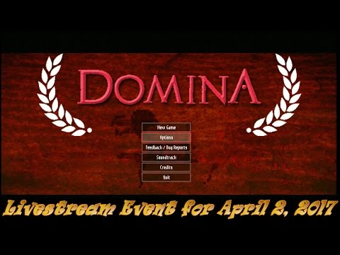Domina ► Let's Survive the Ring Together - Livestream Event