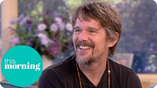 Ethan Hawke Really Enjoys Playing Supporting Roles Instead of Lead Characters | This Morning