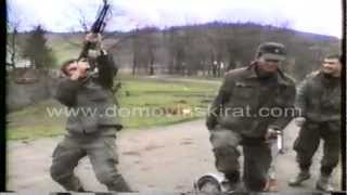 Repeat youtube video 1991.11.23. - 1. bataljun 1. A brigade ZNG