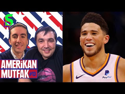 New York Knicks, Siakam, Frank Vogel, Devin Booker, Harden ve Gece Hayatı I Amerikan Mutfak S3B13