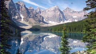 Virtual Hike at Moraine Lake, Banff National Park, Alberta, Canada