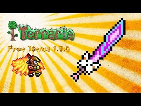 Terraria - Free Item Server!