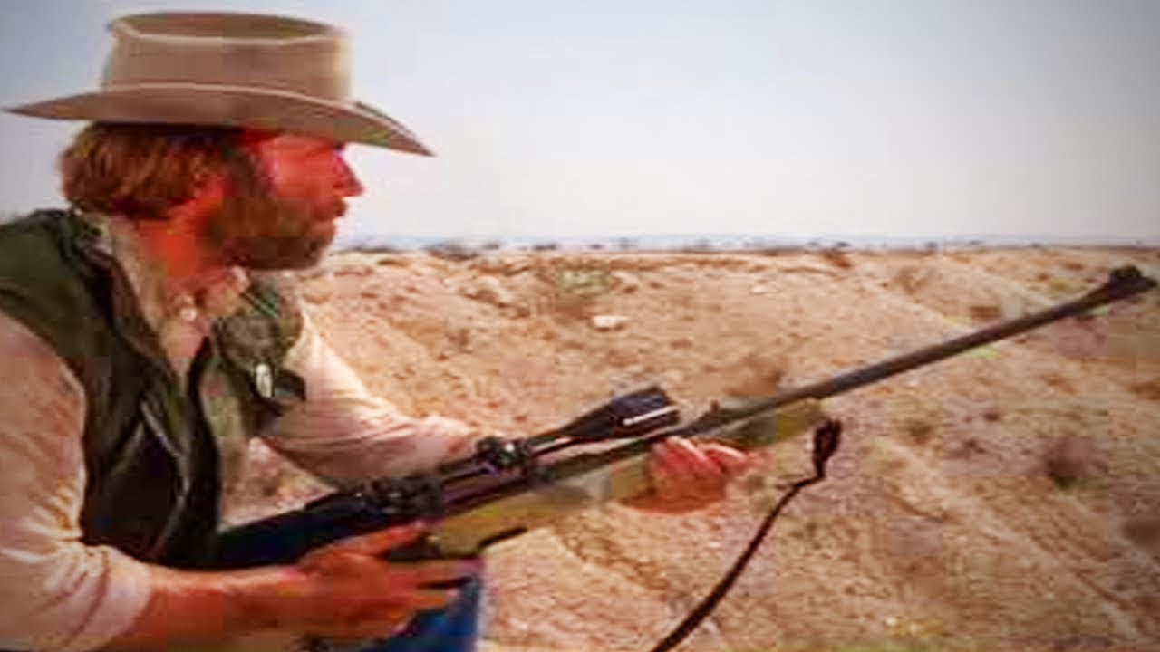 Chuck Norris Shooting ★ CHUCK NORRIS Sniper Skills