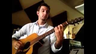 "Jason Truby on cedar top guitar ""Breath Takingly Close"""