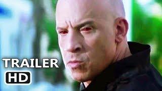 BLOODSHOT Extended Trailer (2020) Vin Diesel, Superhero HD
