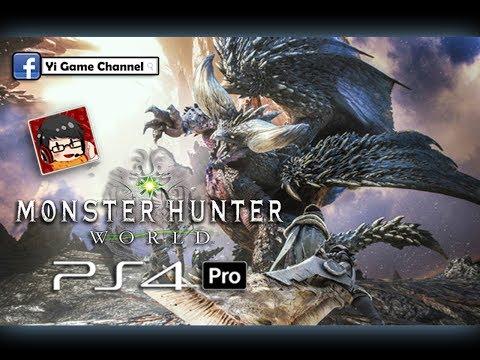 【Yi - PS4 Pro】魔物獵人 世界 BETA | 滅燼龍 BETA測試 Monster Hunter: World