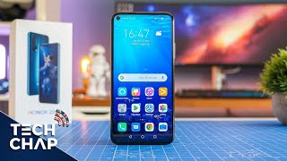 Honor 20 Pro UNBOXING - Flagship Specs, Mid-range Price! | The Tech Chap