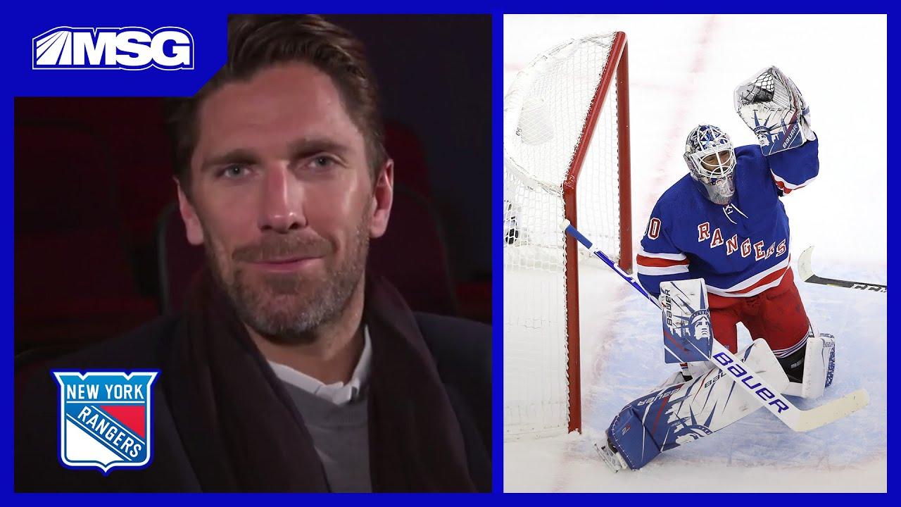 Unfiltered Rangers Fire Still Burns For Henrik Lundqvist New York