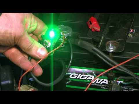 Снятие кодов самодиагностики Ford EEC IV. Ford Sierra.