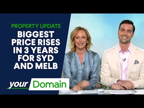 Surprising Price Uplifts In Sydney And Melbourne | Your Domain