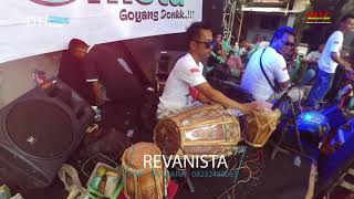 Bojo Galak Cover Kendang Jaipong Revanista By Fredy Vano