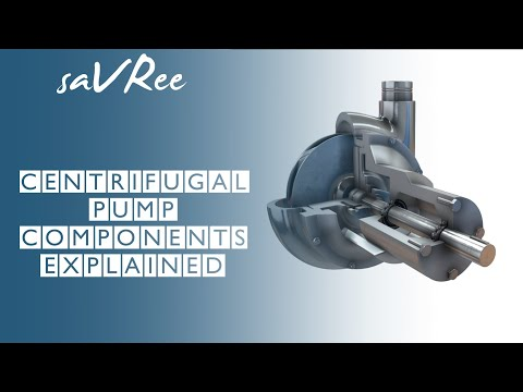 Centrifugal Pump Components Explained