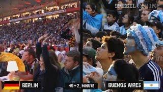 """Fan-Duell Berlin vs. Buenos Aires: """"Einfach nur ein Traum!"""""""