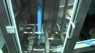 Machines d'emballage: vertical machine d'emballage de film de traction 0