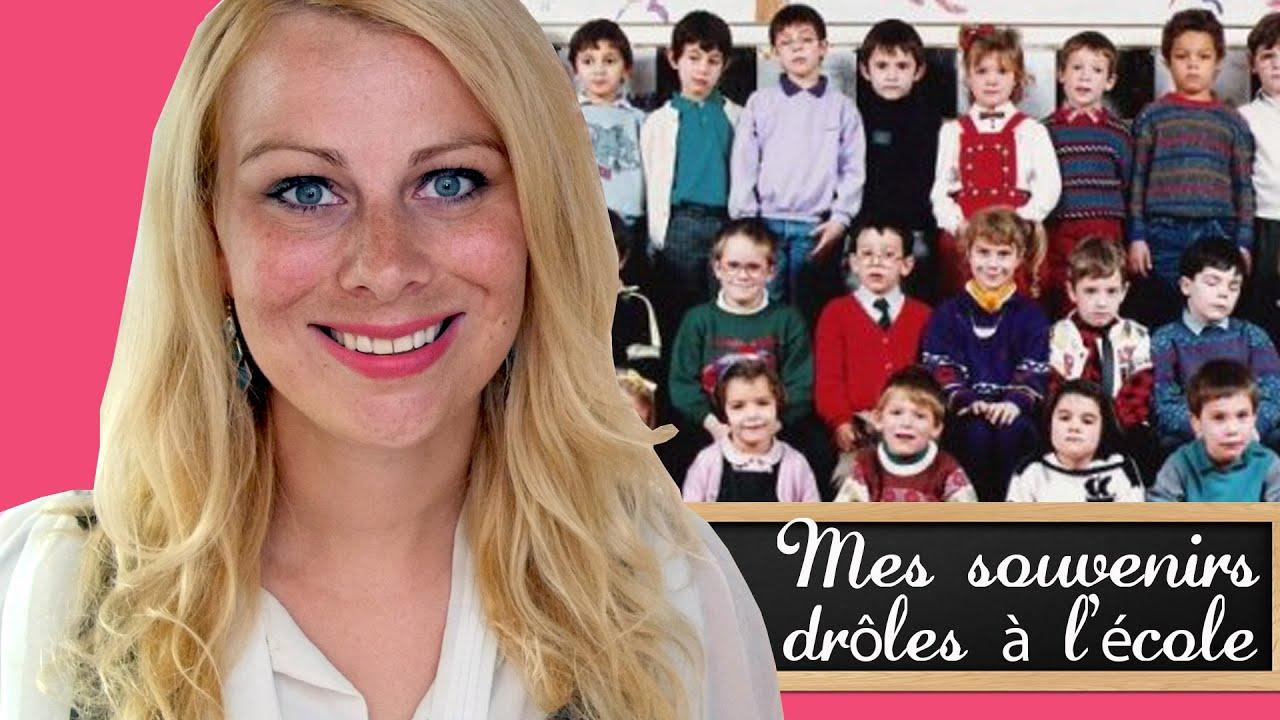 Mes souvenirs dr les de l 39 cole back to school virginie fait sa cuisine youtube - Virgine fait sa cuisine ...
