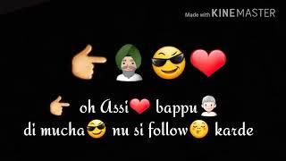 💪 yaari sardari 💪 amrit maan new whatsapp status