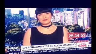 CNN en español - elecciones 2016- Lupe Fuentes Cambiasso