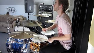 I proudly now endorse BATTLEFIELD DRUMS. I am using my custom snare...