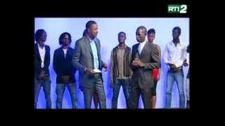 """Cinéma: Les acteurs du 1er film d'action Ivoirien """"ULTIMATUM"""" invité sur le plateau de RTI2"""