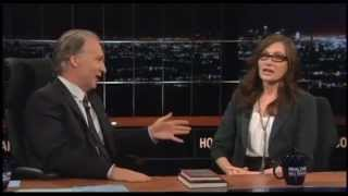 Annabelle Gurwitch appearance on Real Time with Bill Maher, April 25th 2014