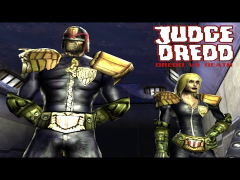 Judge Dredd: Dredd vs Death ITA #1 - Le Camere di Giustizia  