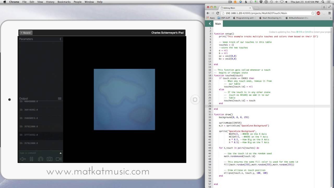 programming tuts 1 pinchzoom