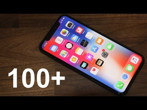 100+ iPhone X Tips, Tricks and Hidden Features