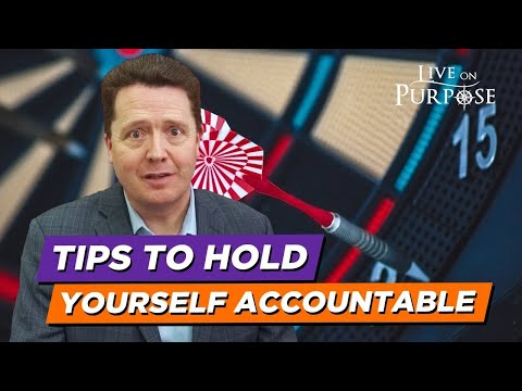 How To Hold Yourself Accountable For Goals