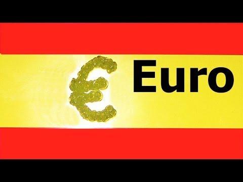 Rainbow Loom EURO Symbol - How To