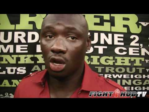 "Antonio Tarver "" I knock bully's out in the street & in the ring"""