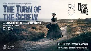 The Turn of the Screw Trailer (2018)