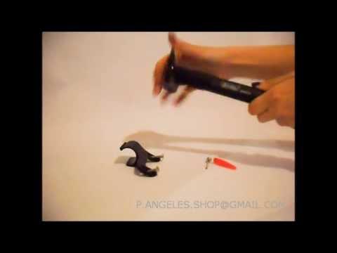 Bombin mini de bici