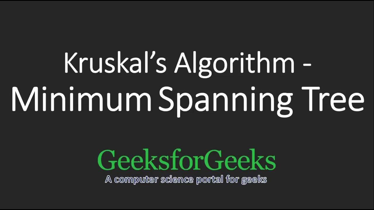 minimum spanning tree matlab