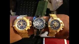 INVICTA WATCH COLLECTION ....nice collection...
