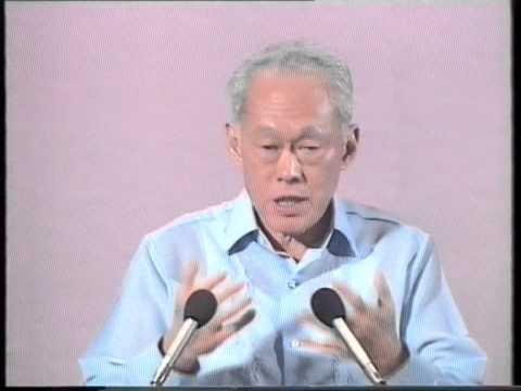 Lee Kuan Yew Last National Day Speech (1990) - Part 10