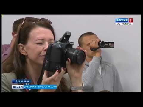 50-летие отмечает Астраханский центр федеральной противопожарной службы