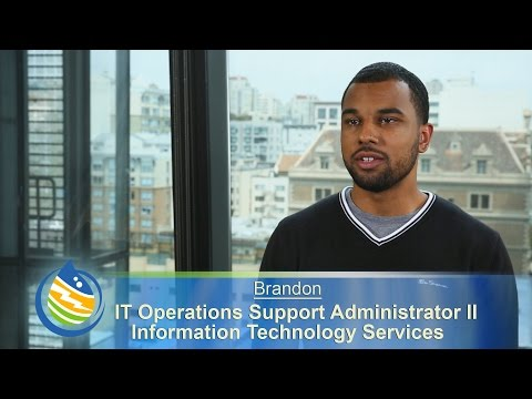 Brandon - IT Operations Support Administrator II, Information Technology Services