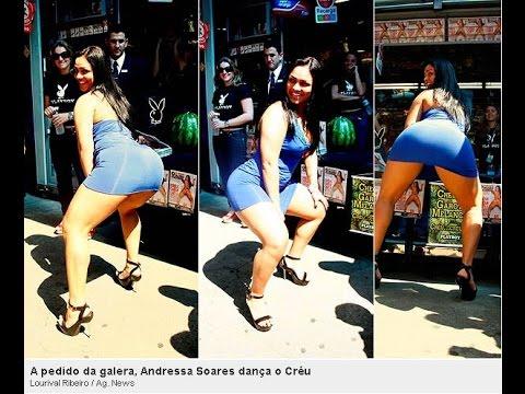 Andressa Soares Sexi Bailando TOP XXX